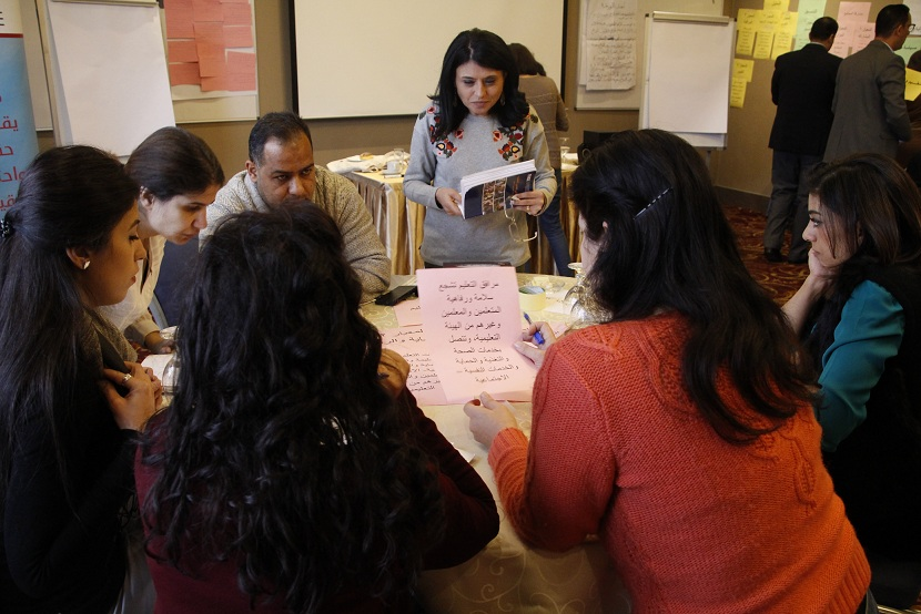"""Conflict Sensitive Education"" Training Workshop Implemented by ANHRE"